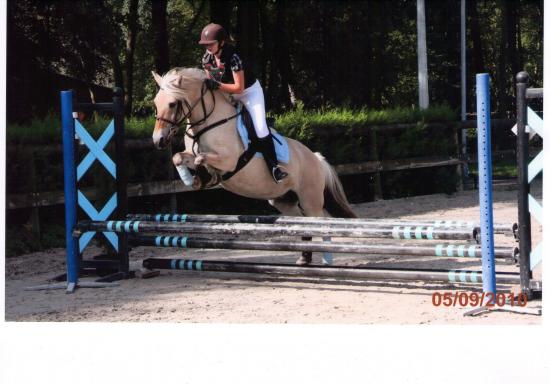 CLUB 2 VITESSE PONEY ERSTEIN 5/09/10