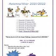 Challenge hiver 2021 2022